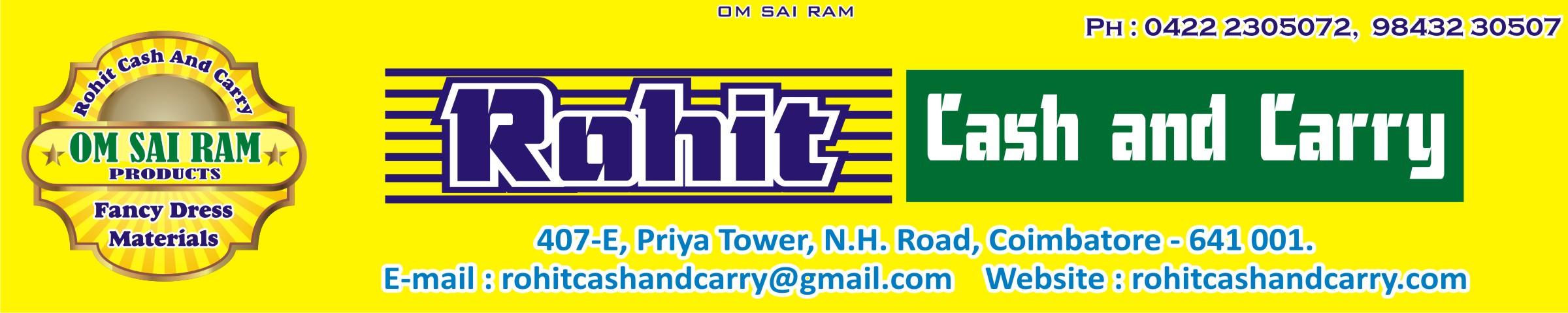 Rohith Logo