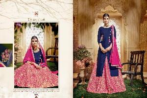 Fancy designer dress materials